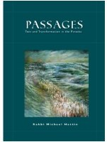 Passages - Hardcover