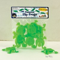Passover Flip Frogs - Set of 8