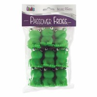 Passover Squeaking Frogs 9 Per Bag