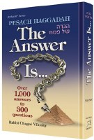 Pesach Haggadah: The Answer Is... [Hardcover]