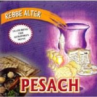 Rebbe Alter Pesach CD