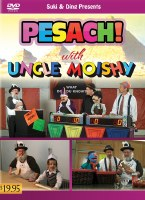 Pesach with Uncle Moishy DVD