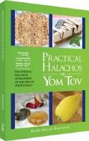 Practical Halachos of Yom Tov [Hardcover]