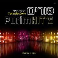 Purim Hits Yehuda Dym CD