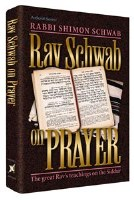 Rav Schwab on Prayer [Hardcover]