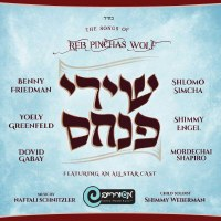 Shirei Pinchas by Rabbi Pinchas Wolf & All Star