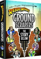 Rebbe Mendel 10: GroundScrapers [Hardcover]