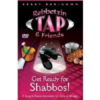 Rebbetzin Tap & Friends Get Ready For Shabbos! DVD