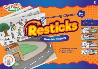 Reusable Stickers Community Chesed Theme
