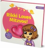 Rikki Loves Mitzvos! [BoardBook]