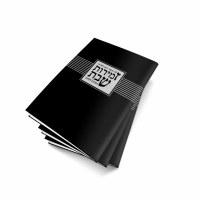 Zemiros Shabbos Booklet Black Edut Mizrach