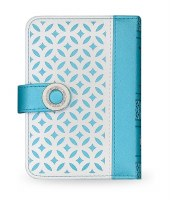 Siddur Eis Ratzon with Tehillim Faux Leather Lacey Turquoise Design Edut Mizrach