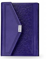 Siddur Eis Ratzon with Tehillim Magnetic Closure Purple Edut Mizrach