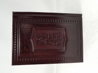 Genuine Leather Siddur Brown Slipcased Nusach Ashkenaz