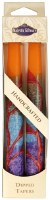 "Safed Taper Candles 2 Pack 10"" - Harmony Orange"