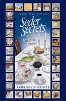 Seder Secrets Haggadah [Hardcover]