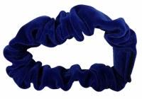 Sefer Torah Belt Velvet Royal Blue Velcro Closure