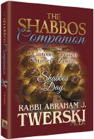 The Shabbos Companion Volume 2 [Hardcover]