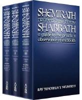 Shemirath Shabbath 3 Volume Set [Hardcover]
