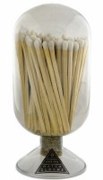 Matches Cloche Smoke 120 Count