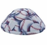 Star Kippah Baseball Size 3