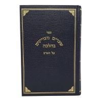 Shearim Metzuyanim B'Halacha Maseches Chullin Volume 12 [Hardcover]