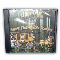 StoryTyme with Rabbi Juravel: More Chanukah Stories CD
