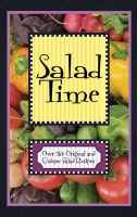 Salad Time Kosher Cookbook [Hardcover]