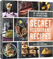 Secret Restaurant Recipes [Hardcover]