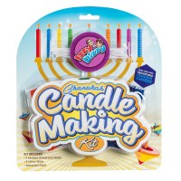 Chanukah Candle Making Set