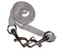 Shabbos Belt White