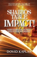 Shabbos Table Impact! [Hardcover]