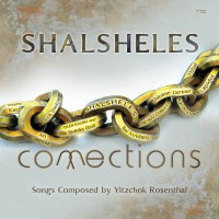 Shalsheles Connections Volume 6 CD