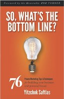 So, What's the Bottom Line? [Paperback]