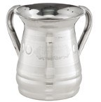 Stainless Steel Wash Cup Medium - Style #25