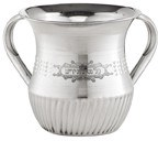 Stainless Steel Wash Cup Medium - Style #29