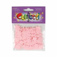 Star of David Baby Pink Confetti