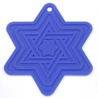 Silicone Trivet Star of David