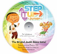 Step It Up Version Junior CD Software