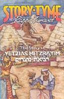 StoryTyme with Rabbi Juravel: The Story of Yetzias Mitzrayim CD