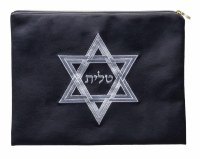 TEFILLIN BAG #1035 BLACK