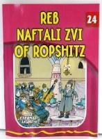 Reb Naftali Zvi of Ropshitz [Paperback]