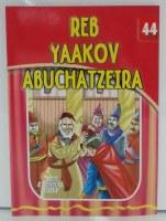 Reb Yaakov Abuchatzeira [Paperback]