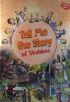 Tell Me the Story of Shabbos Laminated Pages [Hardcover]