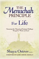 The Menuchah Principle for Life [Hardcover]