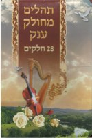 Tehillim Mechulak Anak 28 Booklets [Paperback]