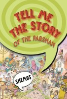 Tell Me The Story of the Parsha - Shemos Plastic Pages [Hardcover]