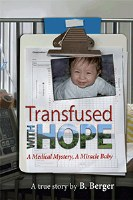 Transfused with Hope [Hardcover]