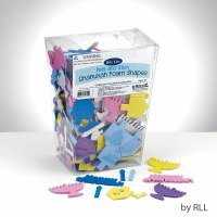 Chanukah Foam Shapes - Peel & Stick