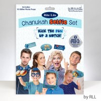 Chanukah Themed Create Your Own Selfie Set